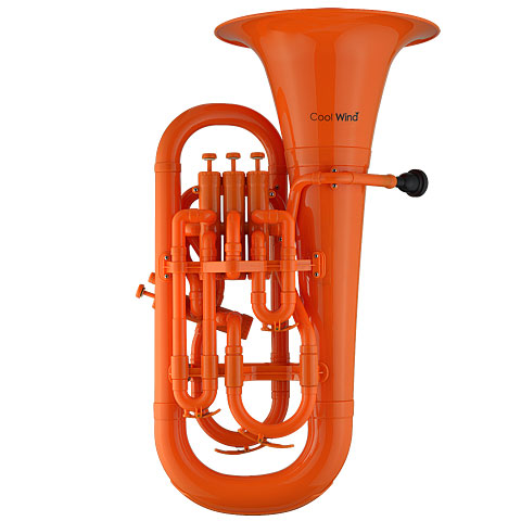 Cool Wind Euphonium orange