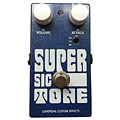 Effetto a pedale Lovepedal Super Sic Tone