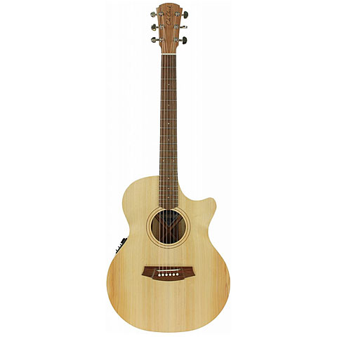 Guitarra acústica Cole Clark AN1EC-BB