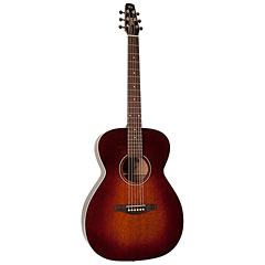 Seagull S6 Original Slim Concert Hall Burnt Umber GT A/E « Guitare acoustique