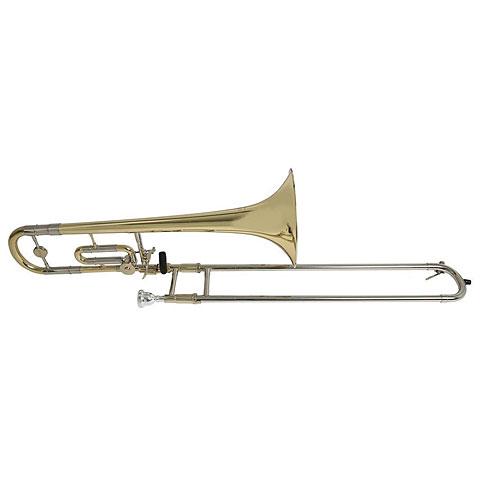 Trombón tenor Bach Kinder Bb/C-Posaune TB650
