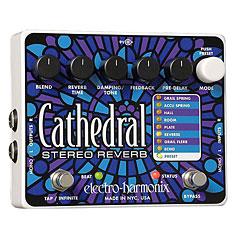Electro Harmonix Cathedral « Pedal guitarra eléctrica