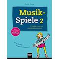 Lehrbuch Helbling Musikspiele Band 2