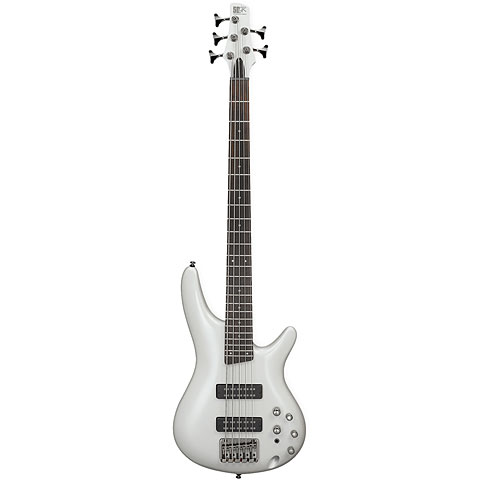 Ibanez Soundgear SR305E-PW « Electric Bass Guitar