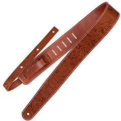Richter Raw II Contour Western Rose Tan « Guitar Strap