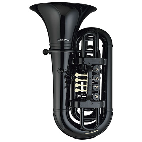 Cool Wind Tuba black