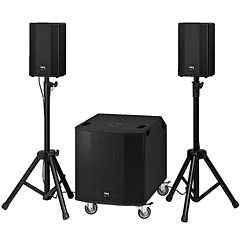 IMG Stageline PROTON-15MK2 « Active PA-Speakers