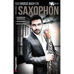 Voggenreiter Das große Buch für Saxophon « Manuel pédagogique