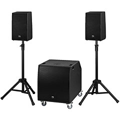 IMG Stageline PROTON-18NEO « Active PA-Speakers