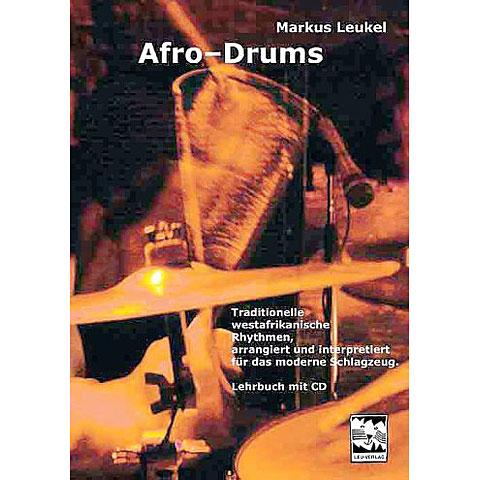 Libros didácticos Leu Afro drums