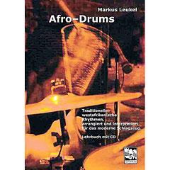 Leu Afro drums « Instructional Book