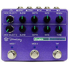 Keeley Super Mod Workstation « Pedal guitarra eléctrica