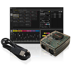 Daslight DVC4 Gold « Software de control