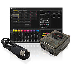 Daslight DVC4 Gold ZM « Software de control