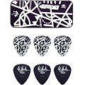 Púa Dunlop EVH Star Guitar Pick Tin (0,60 mm)