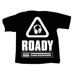 Showtec DAP T-Shirt Roady « T-shirt