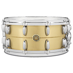 "Gretsch Drums USA 14"" x 6,5"" Bell Brass Snare « Snare drum"