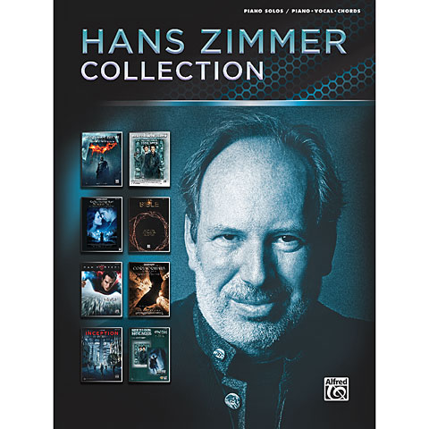 Recueil de morceaux Alfred KDM Hans Zimmer Collection - for piano solo