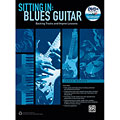 Leerboek Alfred KDM Sitting In: Blues Guitar (+ DVD)