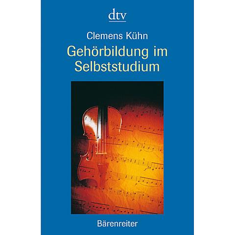 Libros didácticos Bärenreiter Gehörbildung im Selbststudium