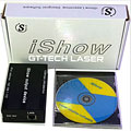 Ljusstyrning Mjukvara N. N. IShow Version 3.01b