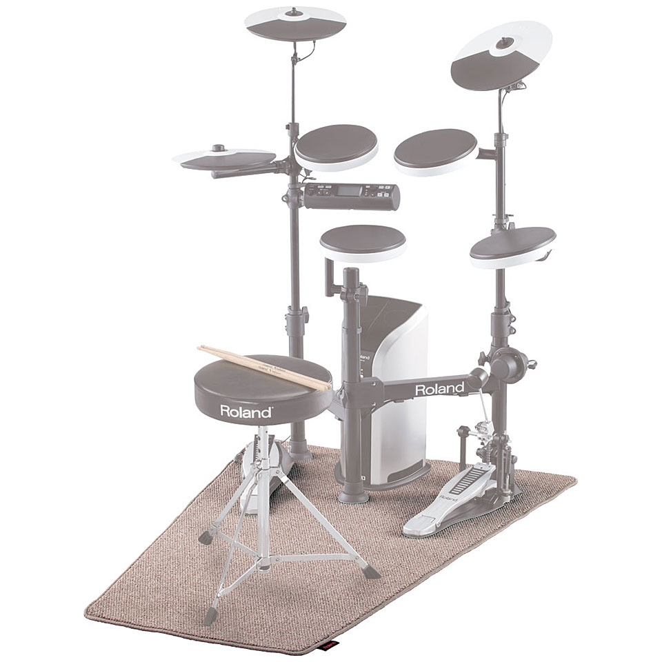 roland tdm 3 v drums mat drum accessories. Black Bedroom Furniture Sets. Home Design Ideas
