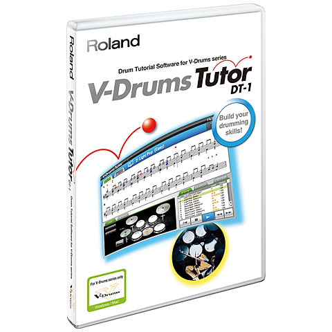 Roland V-Drums Tutor Software