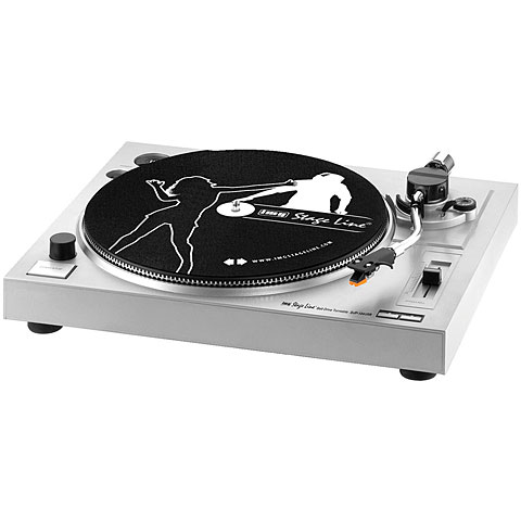 Tocadiscos IMG Stageline DJP-104USB Turntable