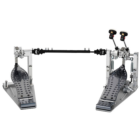 Pedal de bombo DW Machined Chain Drive Double Bass Drum Pedal