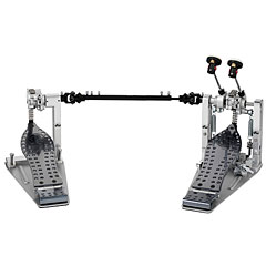 DW Machined Chain Drive Double Bass Drum Pedal « Fußmaschine