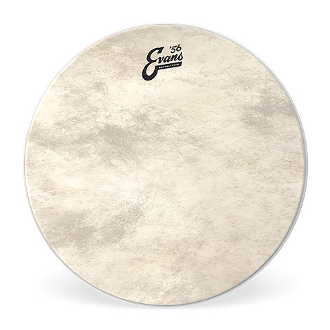 "Bass Drumhead Evans EQ-4 Calftone 24"" Bass Drum Head"