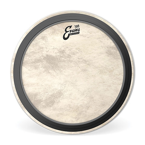 "Evans EMAD Calftone 18"" Bass Drum Head"