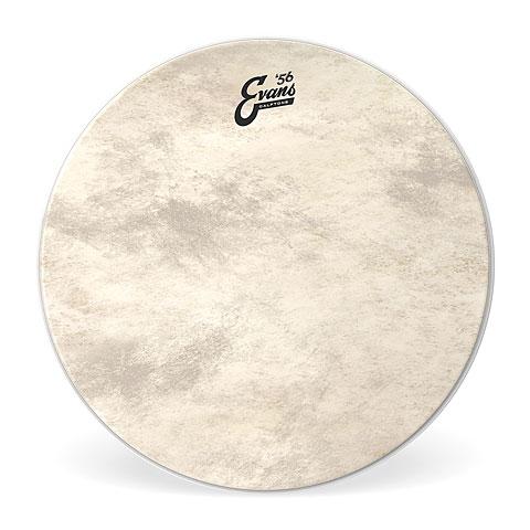 "Bass-Drum-Fell Evans Calftone 18"" Bass Drum Head"