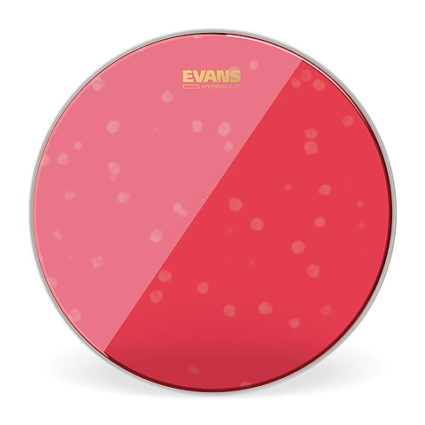 "Peau de grosse caisse Evans Hydraulic Red 22"" Bass Drum Head"