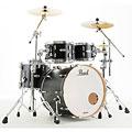 "Pearl Masters Maple Complete 22"" Matte Caviar Black  «  Drum Kit"