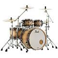 """Εργαλεοθήκη ντραμ Pearl Masters Maple Complete 22"""" Satin Natural Burst"""