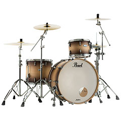 "Pearl Masters Maple Complete 24"" Satin Natural Burst « Drum Kit"