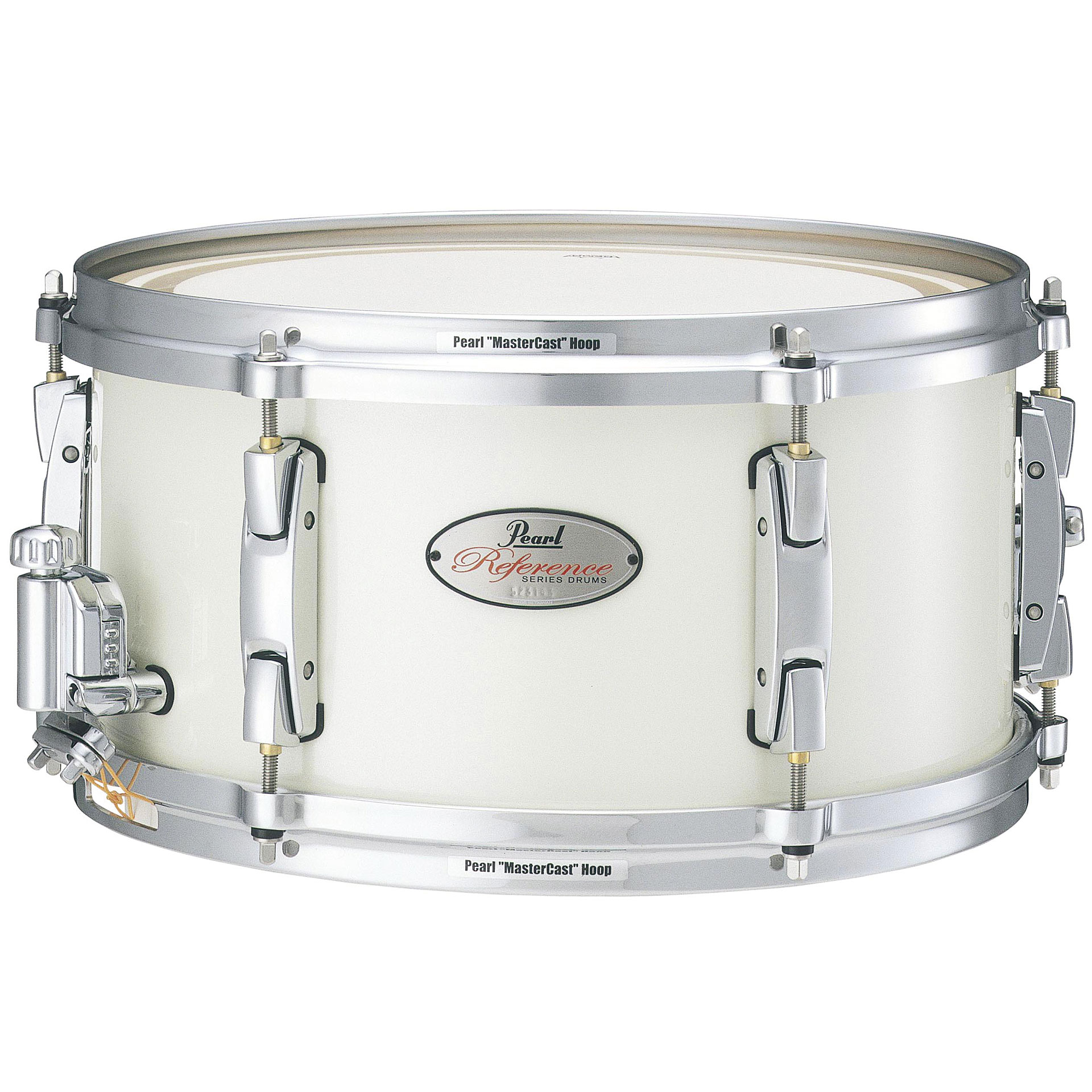 pearl reference 13 x 6 arctic white snare drum. Black Bedroom Furniture Sets. Home Design Ideas