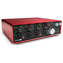 Focusrite Scarlett 18i8 2nd Gen « Carte son, Interface audio