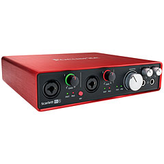 Focusrite Scarlett 6i6 2nd Gen « Carte son, Interface audio