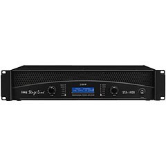 IMG Stageline STA-1400 « Power Amplifier