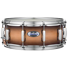 "Pearl Masters Maple Complete 14"" x 5,5"" Satin Natural Burst « Snare Drum"