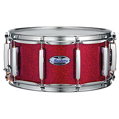 "Pearl Masters Maple Complete 14"" x 6,5""  Inferno Red Sparkle « Snare Drum"