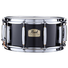 "Pearl Session Studio Classic 14""x6,5"" Piano Black « Caisse claire"