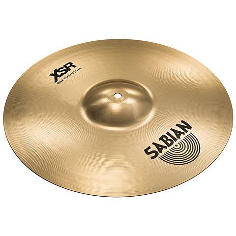"Sabian XSR 16"" Rock Crash"