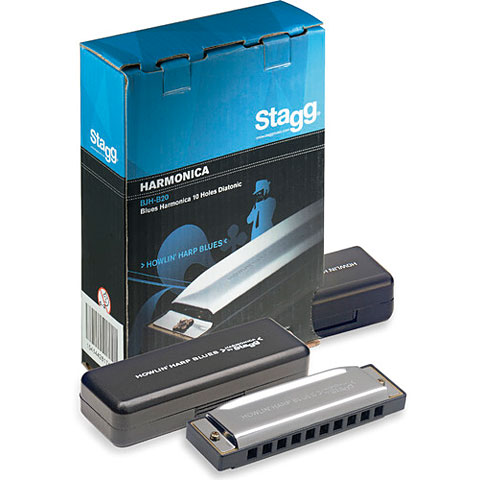 Stagg Blues Harp C-Dur
