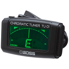 Boss TU-01 Chromatic Tuner « Tuner
