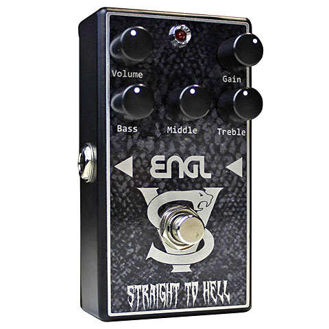Engl Straight to Hell Pedal