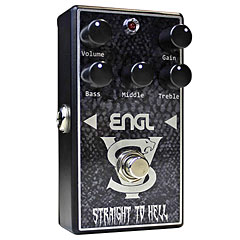 Engl Straight to Hell Pedal « Guitar Effect