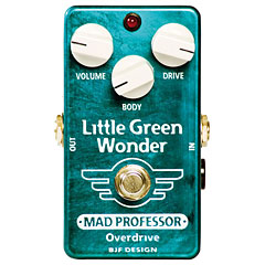 Mad Professor Little Green Wonder « Pedal guitarra eléctrica